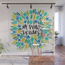 In Wine, There is Truth – Spring Palette Wall Mural
