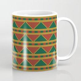 Africa-inspired pattern Coffee Mug