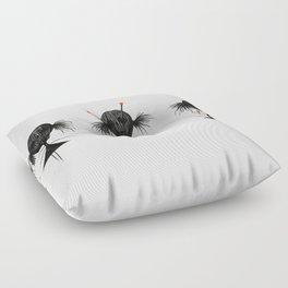 Triplets Floor Pillow