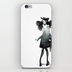 Fashion Doodle iPhone & iPod Skin