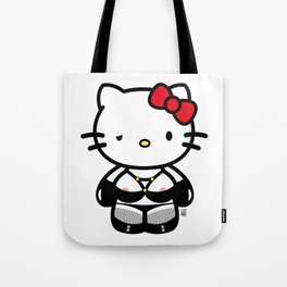 Hello Hoe Tote Bag