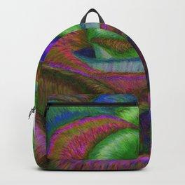 NERPLE Wild Rose (Rainbow Rose) Backpack