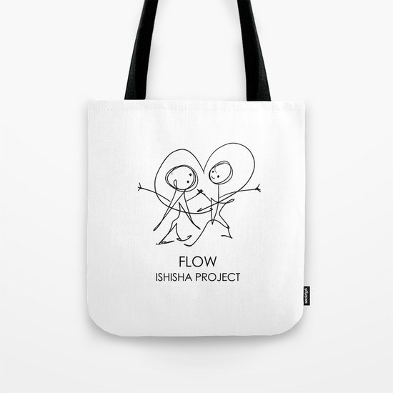 FLOW by ISHISHA PROJECT Tote Bag