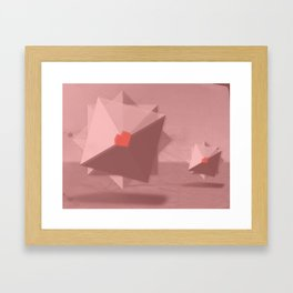 They Don't Understand Our Love Framed Art Print