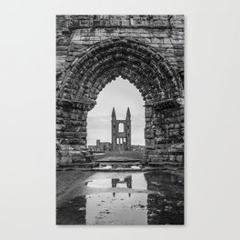 St. Andrews Ruins Canvas Print