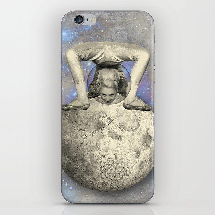 COSMIC CONTORTIONIST iPhone Skin
