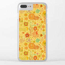 All of Gods Creatures Clear iPhone Case
