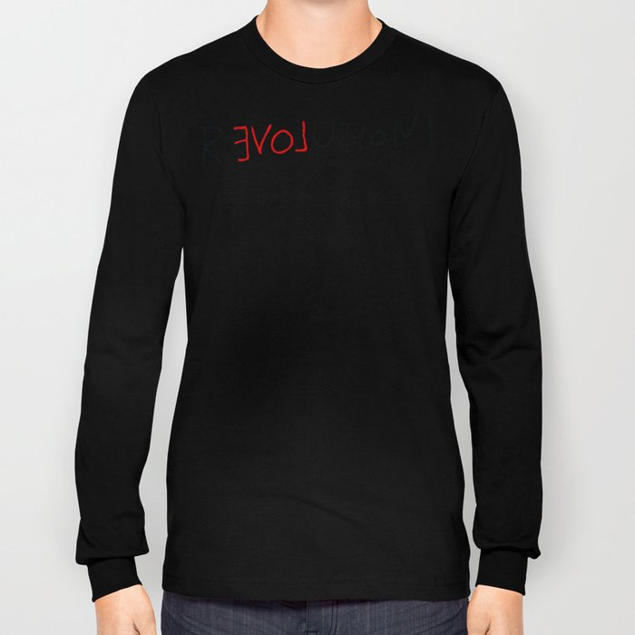 re-love-ution Long Sleeve T-shirt
