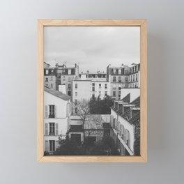Paris _ Photography Framed Mini Art Print