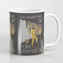 Books Collection: Tom Sawyer Coffee Mug