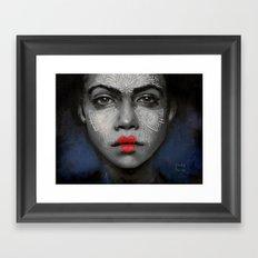 Hidden nature 2 Framed Art Print