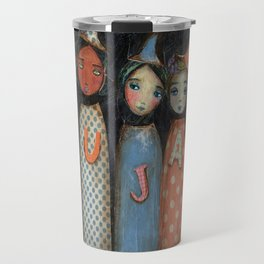 Brujas/Witches by For Larios Travel Mug