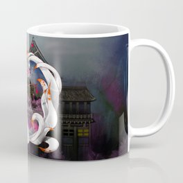 Into the Fox Hole Coffee Mug