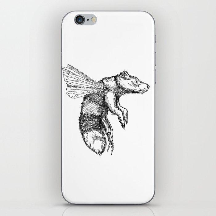 Bumblebear iPhone Skin