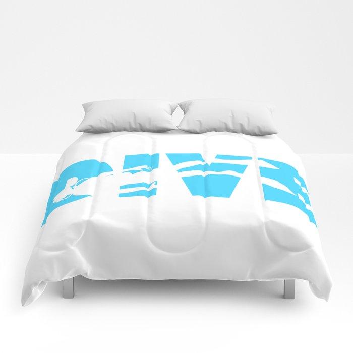 Scuba Diving Comforters