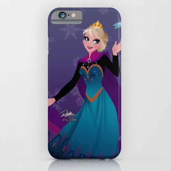 Frozen Elsa Coronation iPhone & iPod Case