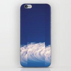Cloud Work  iPhone & iPod Skin