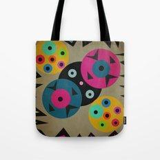 mixed shapes Tote Bag