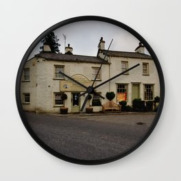 Hidden Treasures Wall Clock