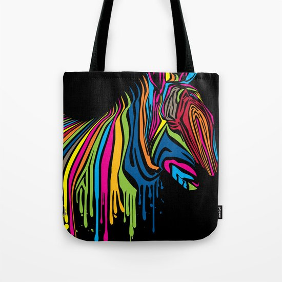 ZebrArt Tote Bag