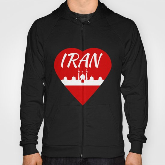 Iran Hoody