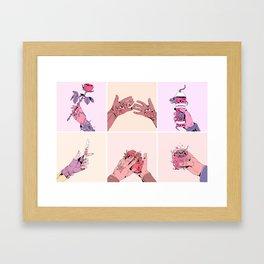 usefulness Framed Art Print