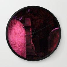 Sunset Stones (version 1) Wall Clock