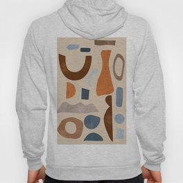 Abstract Shapes 39 Hoody