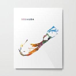 Bermuda Metal Print