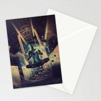 Power Trip Stationery Cards