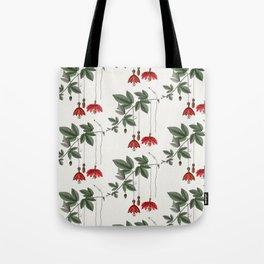 Banana Passionfruit Tote Bag