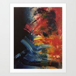 SPACE Art Print
