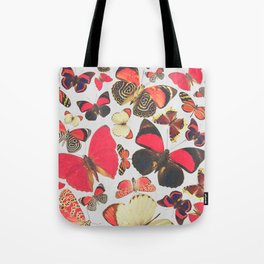 Come with me butterflies. Tote Bag