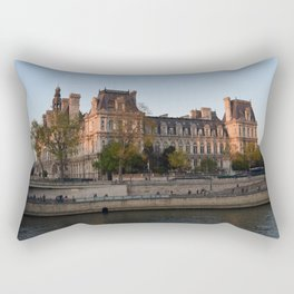 senna parigi Rectangular Pillow