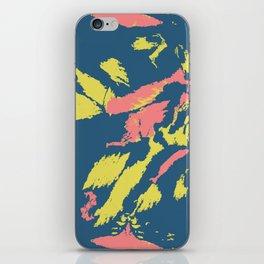 Bright Camo iPhone Skin