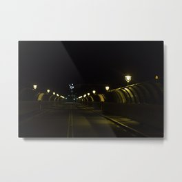 Grafton Bridge Metal Print