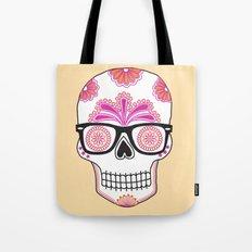 sugar skull #bonethug Tote Bag