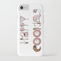 cooking iPhone & iPod Cases featuring Happy Cooking by Mariya Olshevska