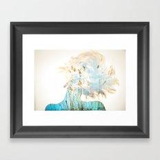 Insideout 4 Framed Art Print