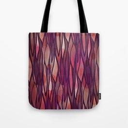 Rouge Willow Tote Bag