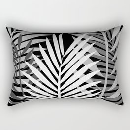 TROPICAL PALM LEAVES 1 Rectangular Pillow