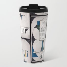 Monkey in a Suit Travel Mug