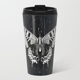 Butterfly in the stars Travel Mug