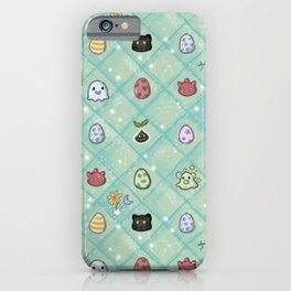 Nade Nade iPhone Case