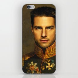 Tom Cruise - replaceface iPhone Skin