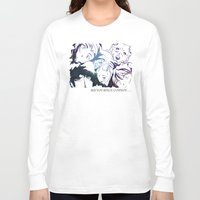 cowboy bebop Long Sleeve T-shirts featuring Space Cowboy by feimyconcepts05