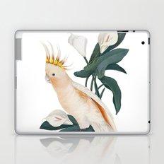 Pink Cockatoo Laptop & iPad Skin