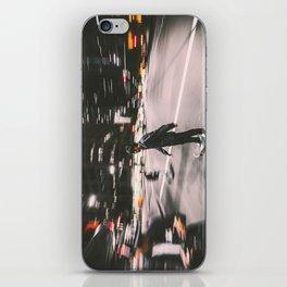 Skate in street 4 iPhone Skin