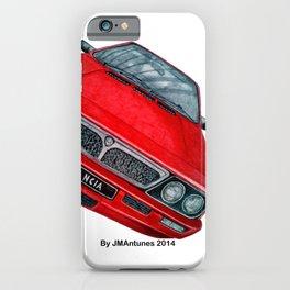 Lancia VX iPhone Case