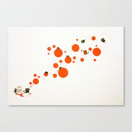 Soap. Canvas Print